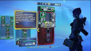 Borderlands 2 Unlimited Skill Point Glitch