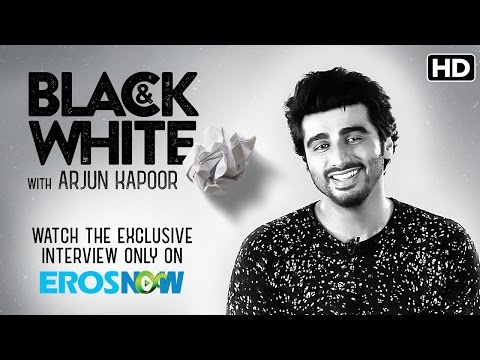 Ki & Ka Special | Catch Arjun Kapoor On Eros Now Black & White - The Interview