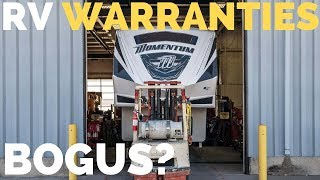 New RV Extended Warranty, Worth It? | How to RV Tips