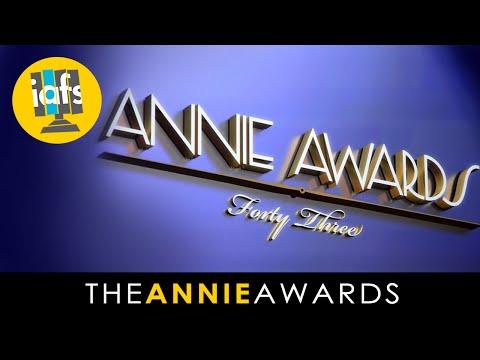 Annie Awards 2016 Full Show