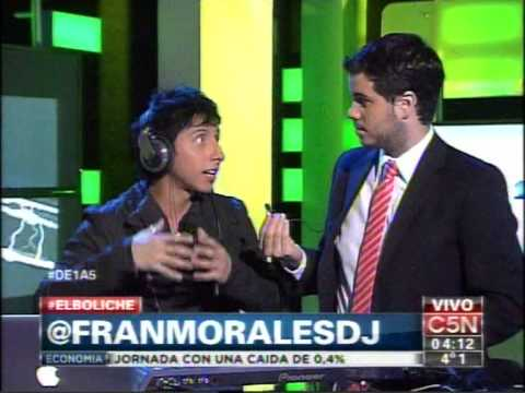C5N - DE 1 A 5: #ELBOLICHE CON DJ FRAN MORALES (PARTE 2)