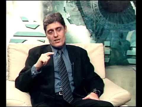 Svinjski grip - TV Montena Podgorica 22.12.2009 - dr Miroljub Petrović (1/12)