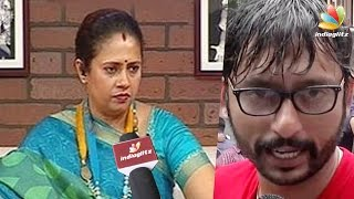 Lakshmi Ramakrishnan Angry Reply to RJ Balaji | Illegal Relationships not focus of my show