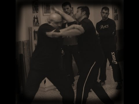Σεμινάριο Πολεμικών Τεχνών Rapid Elbow Termination Strikes 21/02/2014 Filipino Martial Arts Kali Image 1