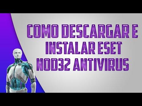 como descargar e instalar nod32 antivirus gratis y full 2012 - 2013