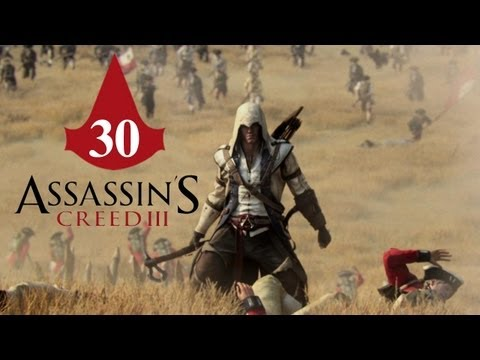 Assassin's Creed 3 Walkthrough - Part 30 Brazil [Sequence 9] AC3 Gameplay Commentary