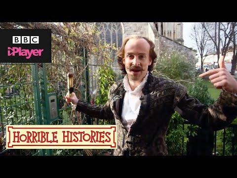 Horrible Histories - Shakespeare goes to school - CBBC