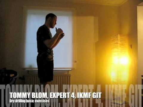 Tommy Blom - Dry drill Krav Maga basics Image 1