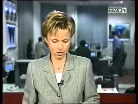 Wiadomości TVP1 - 11 Września 2001r.