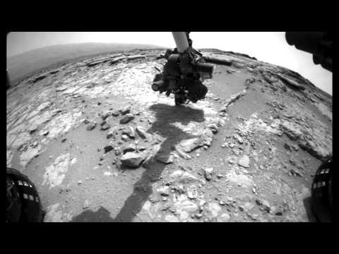 NASA's Mars Curiosity Rover Report - January 10, 2013