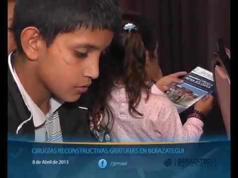 CIRUGÍAS RECONSTRUCTIVAS GRATUITAS EN BERAZATEGUI