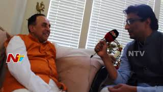Dr. Subramanian Swamy Face to Face @ Cow Culture Conference 2018