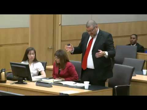 Jodi Arias Penalty Phase - Day 2 - Motion for Mistrial