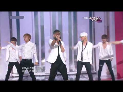 [02july'10] Super Junior (no Other) Comeback Stage Music Bank video