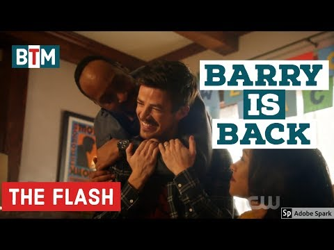 Season 4 Episode 13 Barry Is Back | The Flash 4x13 True Colors thumbnail