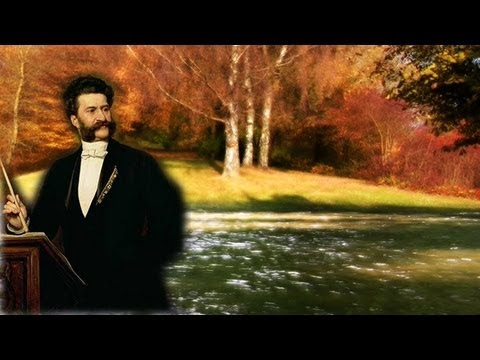 Johann Strauss Wiener Walzer An der schnen blauen Donau (Viennese Waltz) The Blue Danube Waltz