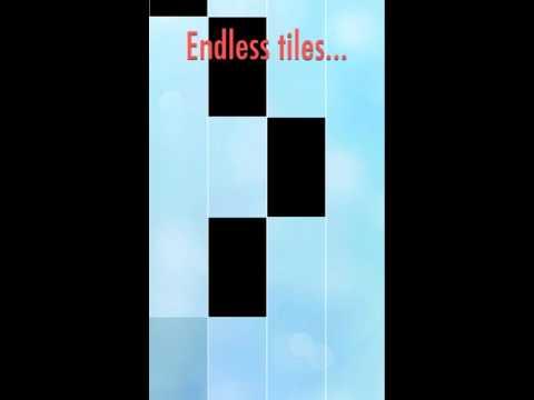 Pierwszy Film Grany Na Tablecie GRA Piano Tiles 2