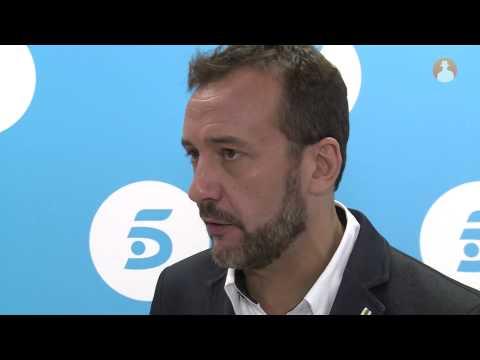 José Luis García-Pérez ('El Rey'): 'Don Juan de Borbón es un personaje shakesperiano'