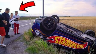 GETTING INTO CAR ACCIDENT & KEEPING IT A SECRET!! **exposing the truth**