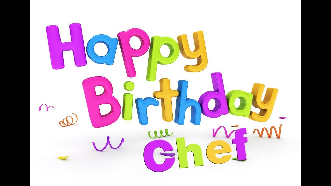 Swedish Chef Happy Birthday Happy Birthday Chef