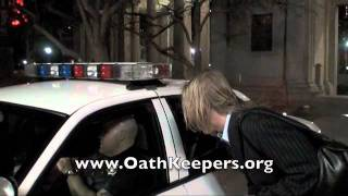 WACC Almost Arrested Feb 22 at NDAA Action at Sen Udalls Terrorism Event PART 2