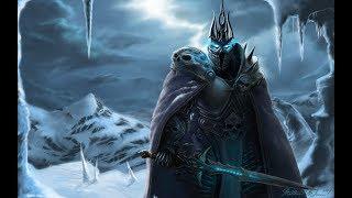 Warcraft III The Frozen Throne (играем на battle.net за андедов)