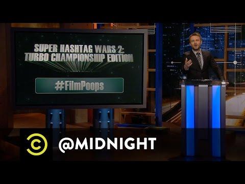 Super Hashtag Wars 2: Turbo Championship Edition - @midnight With Chris Hardwick