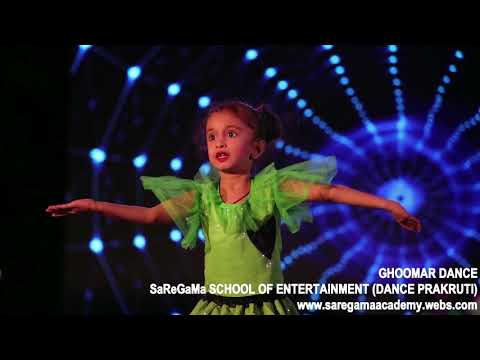 Little champ dance - SaReGaMa's Students dance prakruti