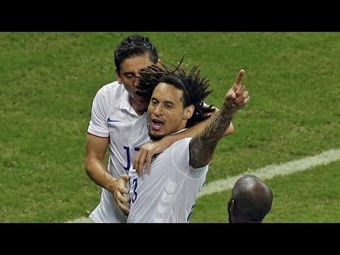 (VIDEO) USA vs BELGIUM 2-1 WORLD CUP | USA vs BELGIUM Brasil 2014 Goals Pre