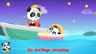 ❤ Lullaby and Goodnight  | Nursery Rhymes | Kids Songs | BabyBus