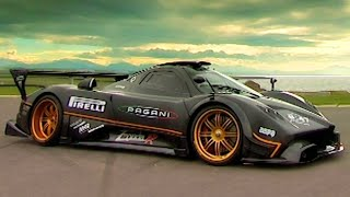Tiff Loves The Pagani Zonda R #TBT - Fifth Gear