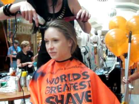 Worlds Greatest Shave 2012