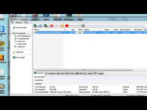 How To Increase Torrent Download Speed By 10x! With  Cheat Engine 6 0   YouTube