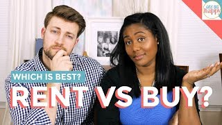 Renting vs Buying a House - Is renting wasting money? Is home ownership even worth it?