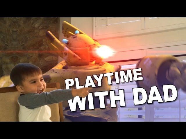 Playtime With Dad