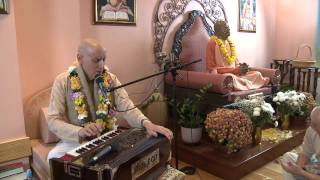 2011.10.23. Sunday Program Kirtan HG Sankarshan Das Adhikari - Riga, Latvia