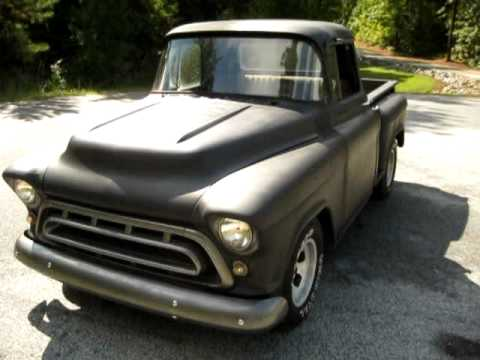 1956 Chevy Truck Shortbed Music Videos