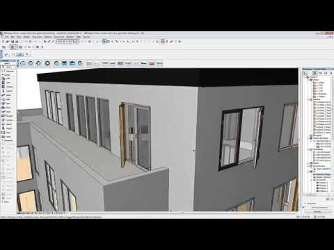 Traryd Fönster and SP Fönster as BIM objects - Demo