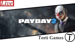 🔴 PAYDAY 2 Live Stream PC (Deutsch)   🔴