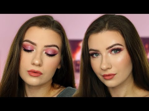 VALENTINE'S DAY Get Ready With Me   Date Night Makeup Tutorial