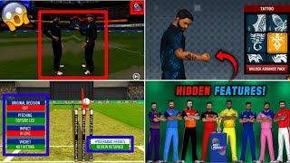 🔥Omg Real Cricket 19 Mega Update Trailer 10+ Hidden Features | Must Watch