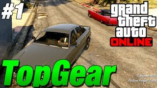 GTA 5 Top Gear | Under 5k Cars Challenge | Episode 1 | (GTA 5 Online Gameplay)