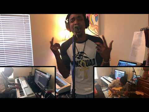 Friends - The Carters (Cover By: Jaimz Mallett)