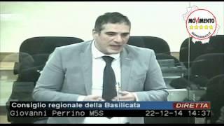 video Il portavoce Perrino motiva la sua votazione contraria alla mozione in appoggio al Satyagraha di Natale, che prevede l'amnistia e l'indulto come unici mezzi per risolvere le carenze del sistema...