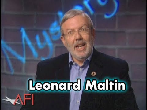 Leonard Maltin On THE MALTESE FALCON