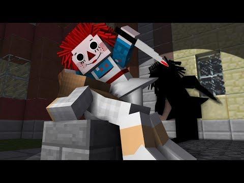 Monster School: Halloween - Minecraft Animation