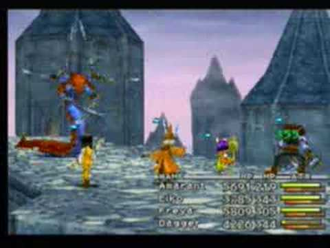 FFIX - Memoria (2) - The Fire Chaos: Maliris