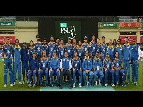 De Dhana Dhan De | Karachi Kings| Official Song | HBL PSL 2018 thumbnail