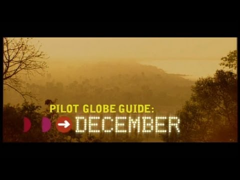 Pilot Globe Guides - December
