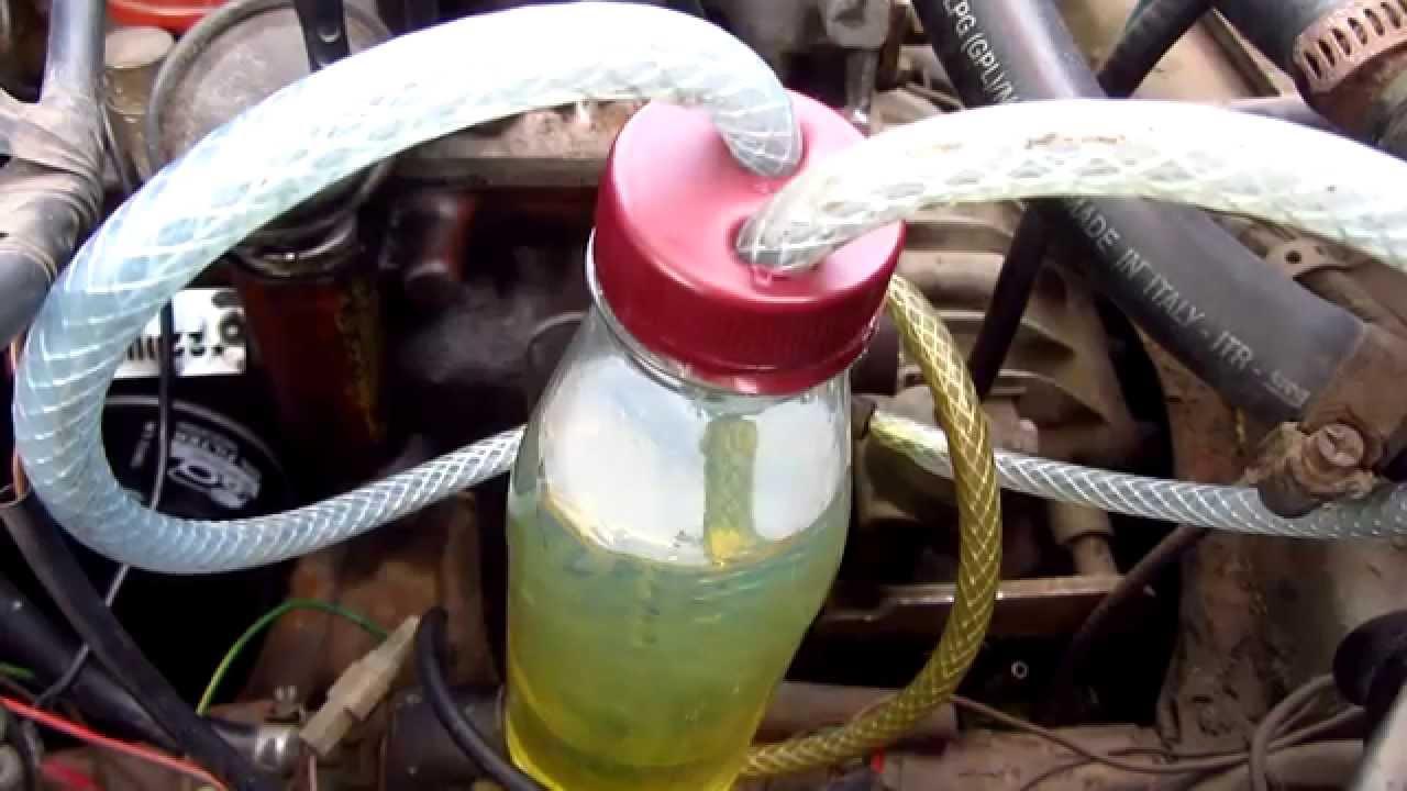 Mini Fuel Mini Fuel Tank From a Plastic
